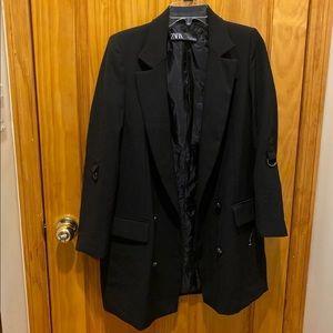 NEW Zara oversized Blazer jacket